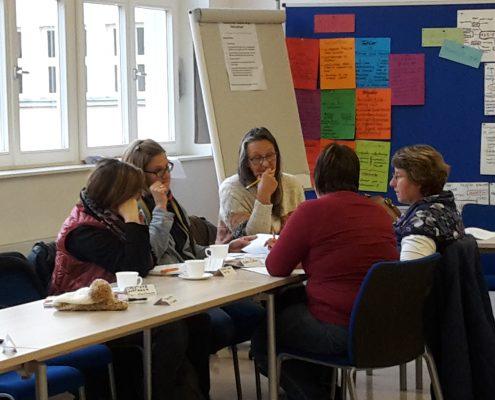 Workshop Übergänge gestalten Bad Kissingen