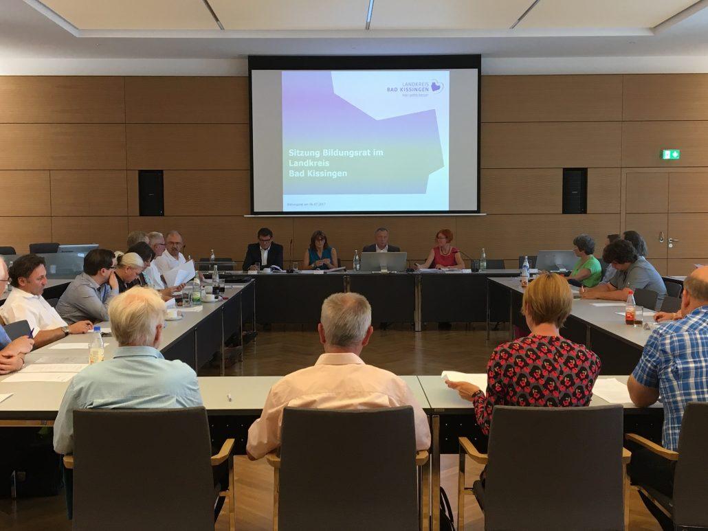 Sitzung Bildungsrat
